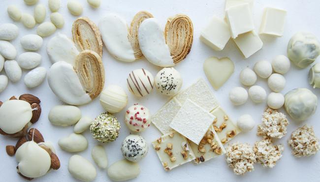 画像: 本当においしいホワイトチョコレート
