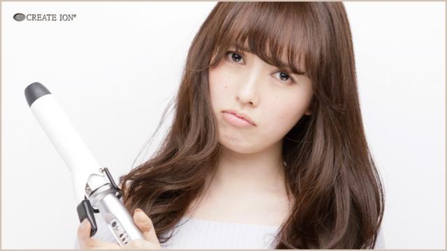 画像2: 大人気ヘアメイクアーティスト土田瑠美さんが、こなれヘアアレンジ専用アイロンをプロデュース