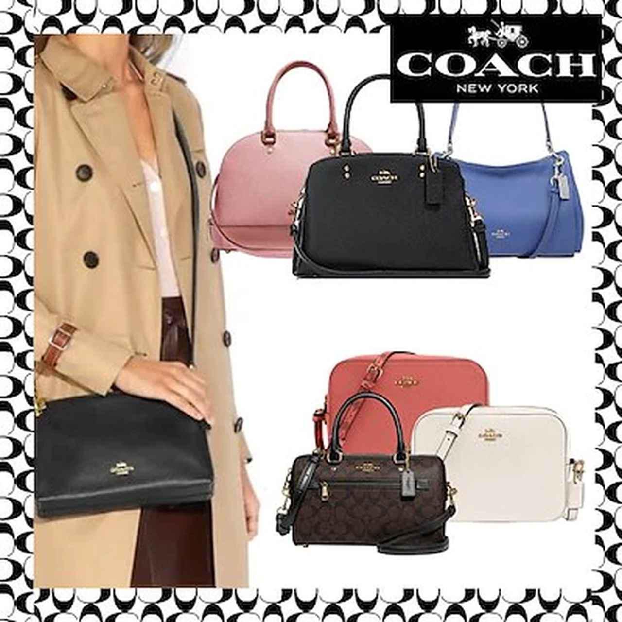 画像3: COACH (コーチ) 「Mini Camera Bag」