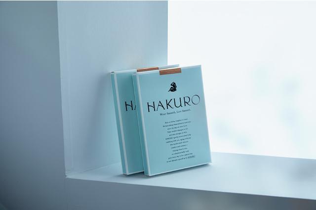 画像7: 基礎化粧品のような優しさがコンセプトの日本製肌着ブランド「HAKURO」