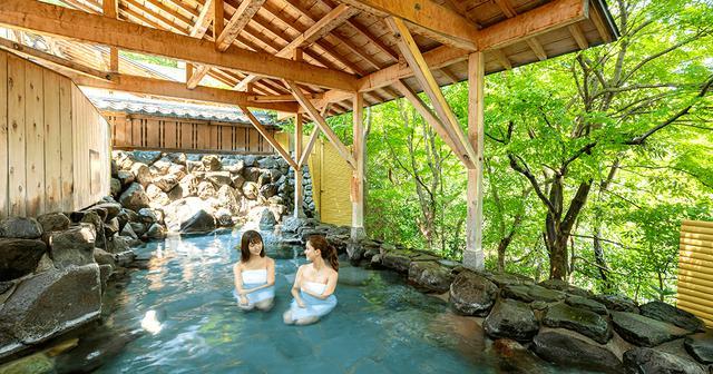画像: 【公式サイト】湯快リゾート 1泊2食7,500円からの温泉旅行