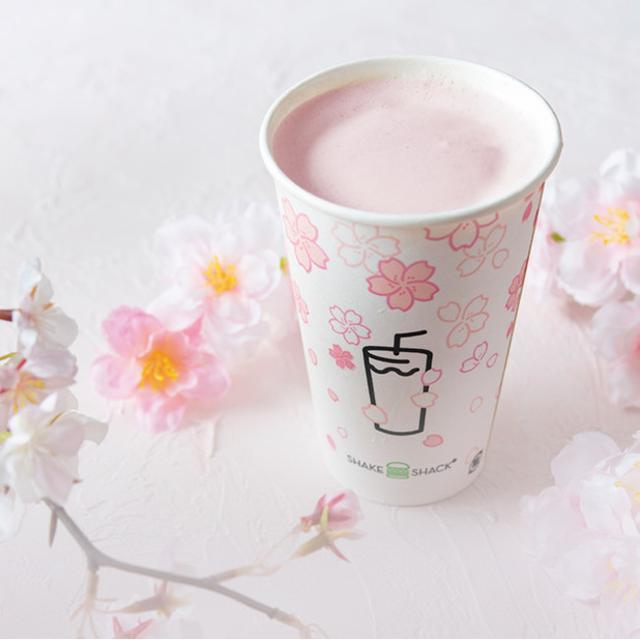 画像: チェリーの爽やかな甘酸っぱさのあるチェリー&桜フレーバー