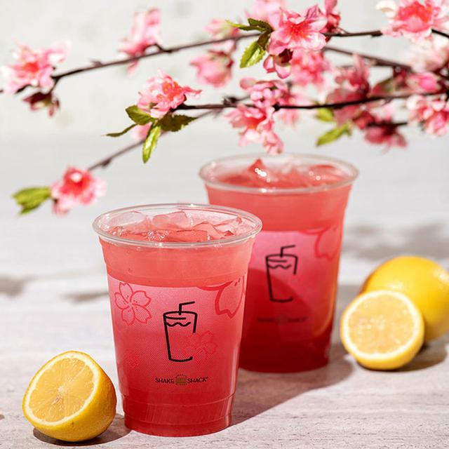 画像2: 【期間限定】「桜レモネード」&「桜シェイク」で春の訪れを楽しもう!
