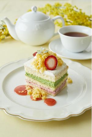 画像3: Afternoon Tea TEAROOM 抹茶のパフェやフルーツワッフル