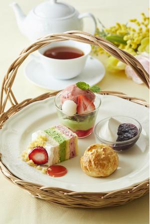 画像4: Afternoon Tea TEAROOM 抹茶のパフェやフルーツワッフル