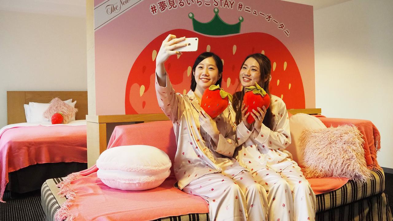 画像: 夢見るいちごSTAY | 宿泊プラン一覧 | ホテルニューオータニ(東京)