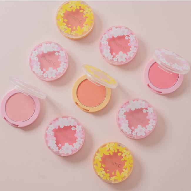 画像13: 韓国・日本で大人気インフルエンサー、ハヌルプロデュース《 PeachC(ピーチシー)》が、全国のコスメバラエティショップで発売開始!
