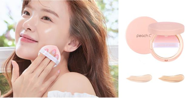 画像9: 韓国・日本で大人気インフルエンサー、ハヌルプロデュース《 PeachC(ピーチシー)》が、全国のコスメバラエティショップで発売開始!