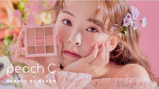 画像1: 韓国・日本で大人気インフルエンサー、ハヌルプロデュース《 PeachC(ピーチシー)》が、全国のコスメバラエティショップで発売開始!
