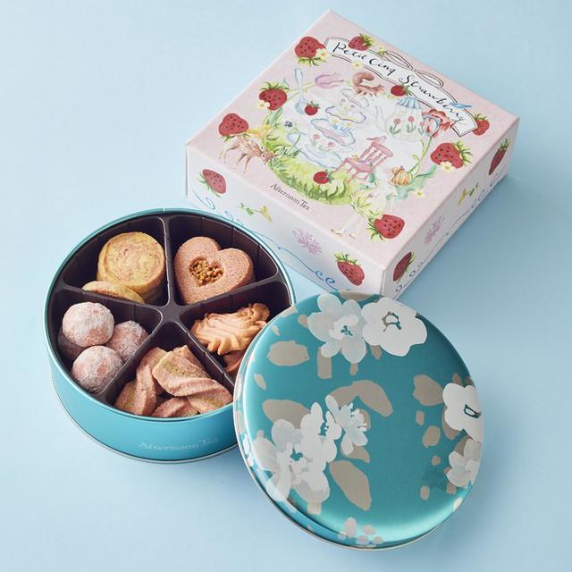 画像1: 春限定!いちごの焼き菓子