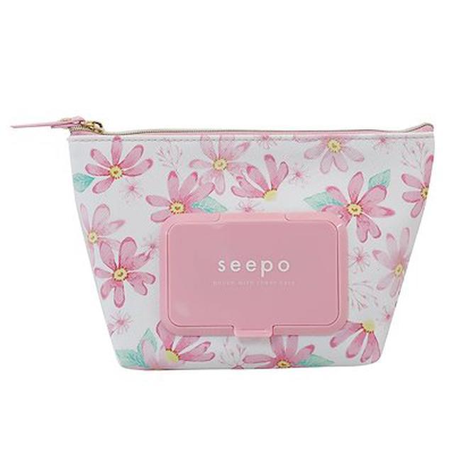 画像: [Qoo10] seepo シーポ シートケース付き 機... : バッグ・雑貨