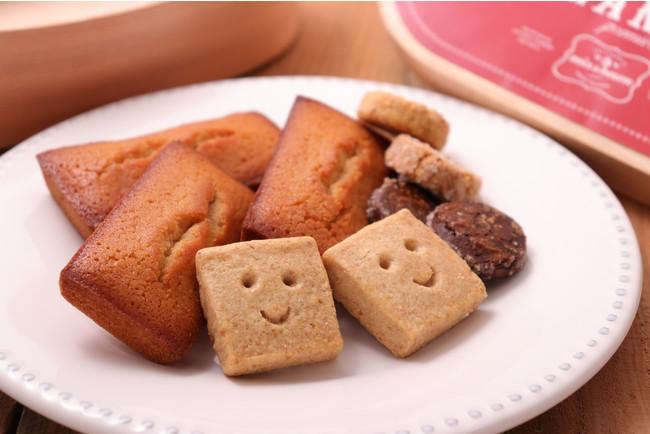 画像: 焼き菓子の詰合せ『スマイル・ガトーBOX』