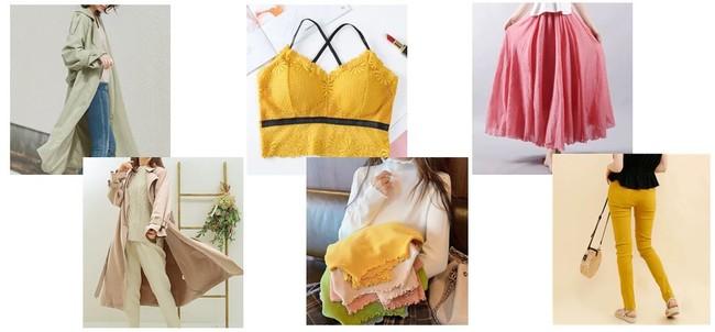 画像: Qoo10 Fashionカテゴリー担当に聞く!春はジューシーな「フルーツカラー」で彩りを♡