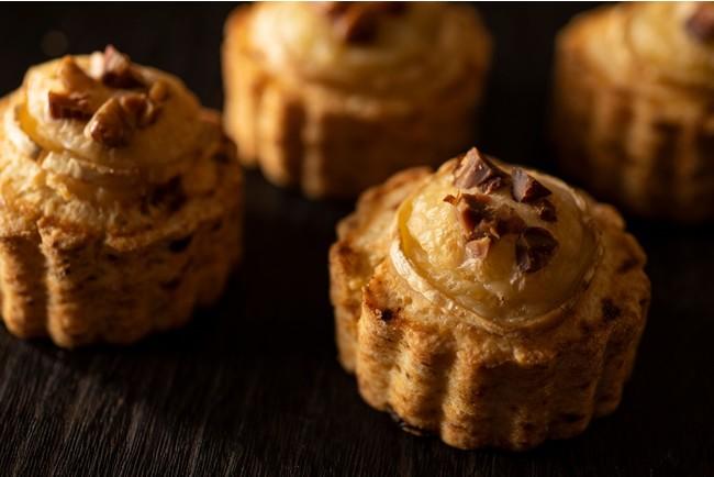 画像4: 今が旬!チーズの名店『フェルミエ』のチーズとCHAVATYのスコーンを組み合わせた上品な味わいが広がる大人のスコーン登場