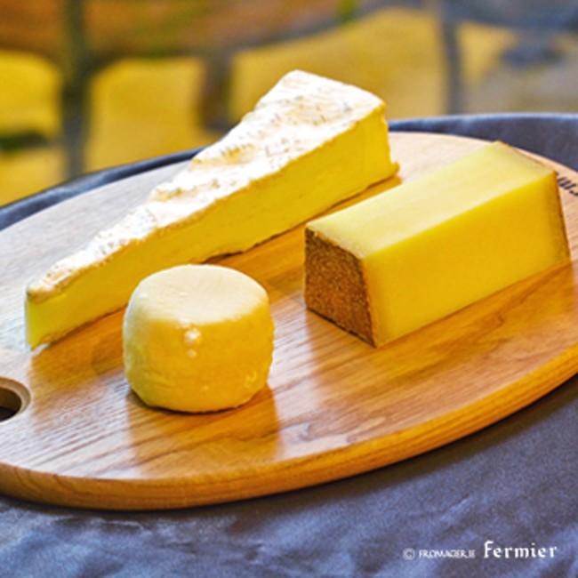 画像2: 今が旬の3種類のチーズを使った香り豊かなチーズスコーン
