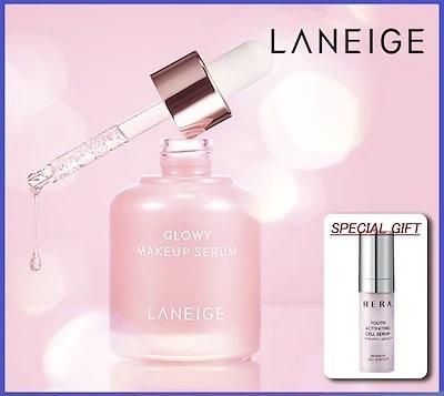 画像1: LANEIGE〈ラネージュ〉 Glowy Makeup Serum(グローウィー メイクアップ セラム)