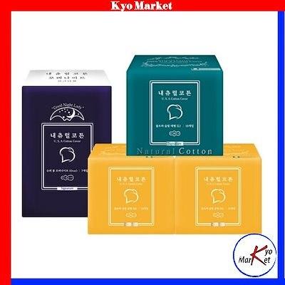 画像: [Qoo10] 韓国生理用ナプキンのナチュラルコットンシ... : 日用品雑貨