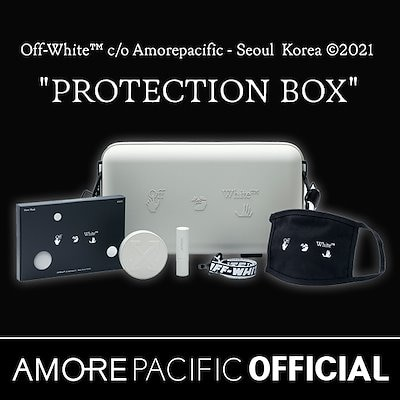 画像: [Qoo10] Off White : [AMORE PACIFIC] Off-... : バッグ・雑貨