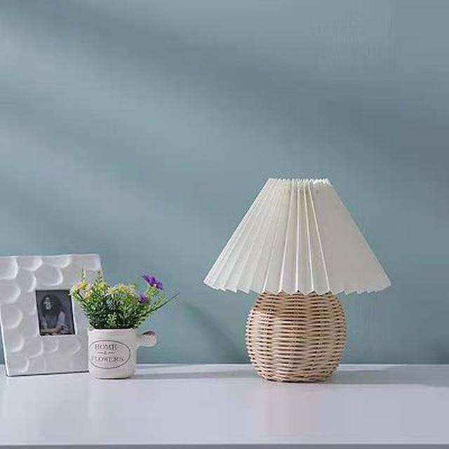 画像: [Qoo10] 韓国INS ヴィンテージシェードプリーツ... : 家具・インテリア