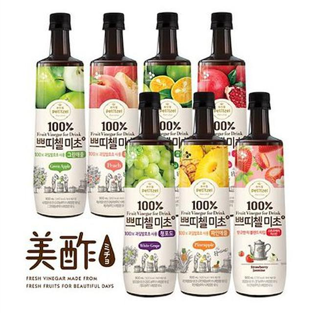 画像1: [Qoo10] 美酢 : 人気商品 美酢 ミチョ 900ml X ... : 食品