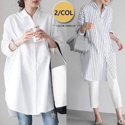 画像: [Qoo10] 超人気春の新作/韓国のファッションロング... : レディース服