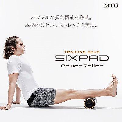 画像: [Qoo10] シックスパッド : シックスパッド パワーローラー : スポーツ