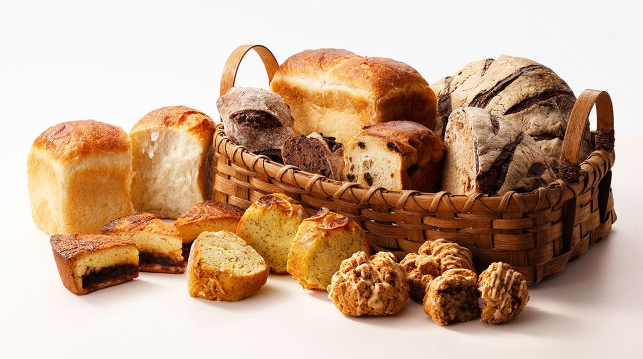 画像: 職人が焼き上げたパンを、ご自宅へお届け