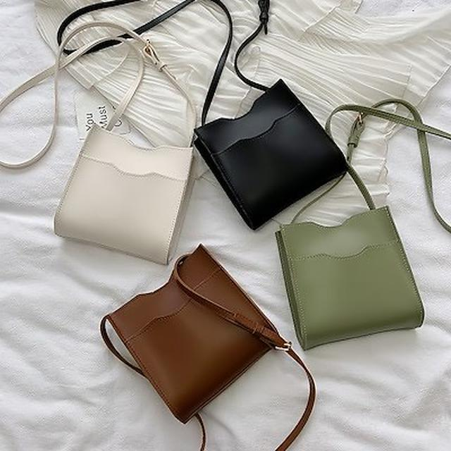 画像3: シンプル斜めがけバッグ