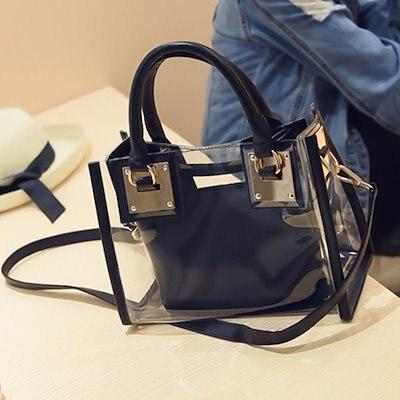 画像: [Qoo10] ショルダーバッグ ファッション 大容量 ... : バッグ・雑貨
