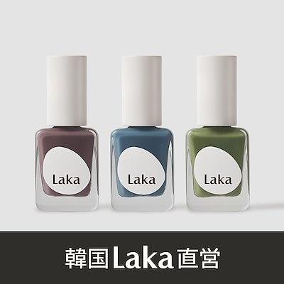 画像: [Qoo10] ラカ : [韓国Laka直営] GLASSY NA... : ネイル