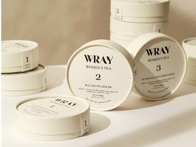 画像: セルフケアブランド「WRAY」女性に寄り添うオーガニックハーブティー「WOMEN'S TEA(ウィメンズティー)」新発売