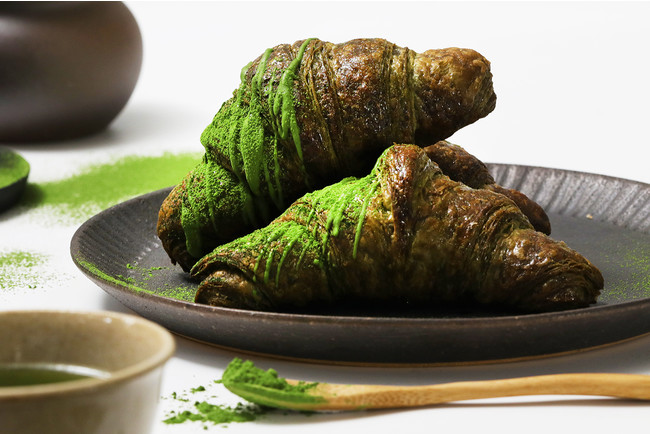 画像3: 「祇園辻利」×「Heart Bread ANTIQUE(ハートブレッドアンティーク)」とのコラボチョコリングが登場