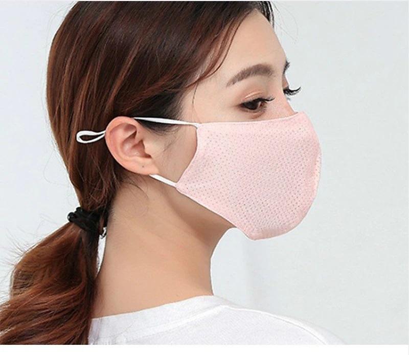 画像: 20枚入り夏用冷感マスク