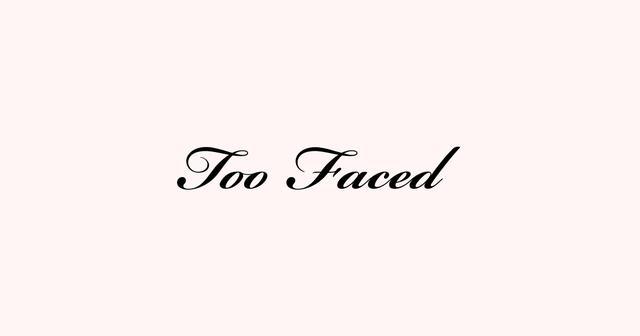 画像: Too Faced(トゥー フェイスド)公式オンライン ショップ