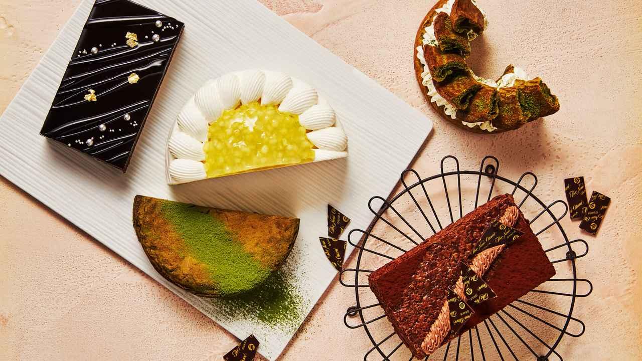 画像: スーパースイーツビュッフェ2021  ~抹茶とメロンとチョコレート~ | SATSUKI LOUNGE | ホテルニューオータニ大阪