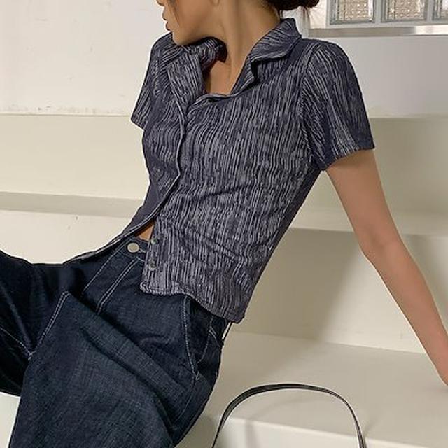 画像: [Qoo10] BLACKUP : [MADE] エンダドカラカーディガン : レディース服