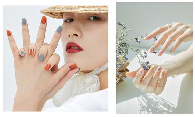 画像1: 韓国ジェルネイル市場 シェア率No.1!第3のネイル『ohora』日本公式ECサイトオープン