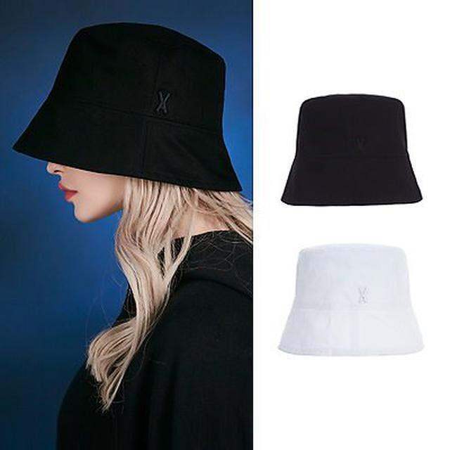 画像: [Qoo10] 【防弾少年団 [BTS] 着用】 [VARZAR] Stud drop over fit bucket hat あの有名なブランド「VARZAR」 日本初上陸 Qoo10に 本社直入店