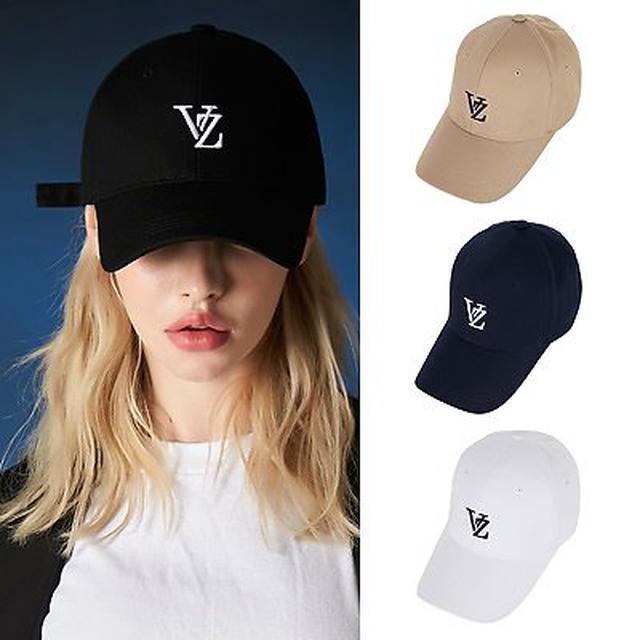 画像: [Qoo10] 【ASTRO 着用】 [VARZAR] 3D Monogram logo over fit ball cap あの有名なブランド「VARZAR」 日本初上陸 Qoo10に 本社直入店