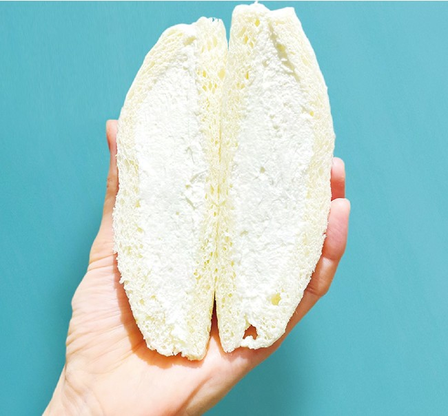 画像1: 「最高の生クリームサンドイッチ」が生クリーム専門店で新発売