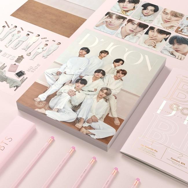 画像3: 写真集『BTS goes on!』JAPAN SPECIAL EDITIONのスリーブデザインが決定!