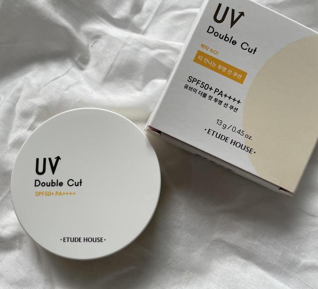 画像3: 【試用レポ】エチュードハウス「UV Double Cut Clear Sun Cushion」使ってみました!