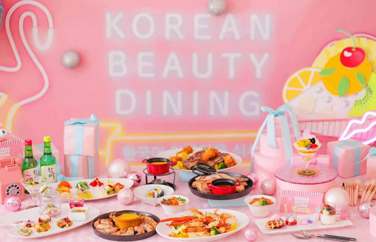 画像: KOREAN BEAUTY DINING|ストリングスホテル 八事 NAGOYA|旧サー ウィンストン ホテル 名古屋 by ストリングス|名古屋 八事 | ベストブライダル