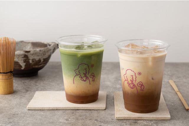 画像2: 日本茶とミルクティーの融合が楽しめるフェア開催!濃厚ミルクティーに日本茶をブレンドしたオリジナルドリンクも同時発売