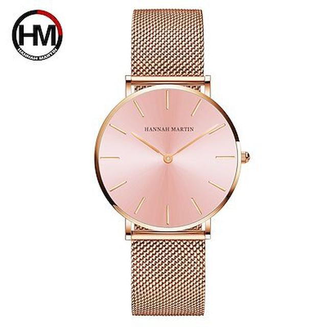 画像: [Qoo10] HANNAH MARTIN : 【新品入荷】 HANNAH MARTIN... : 腕時計・アクセサリー