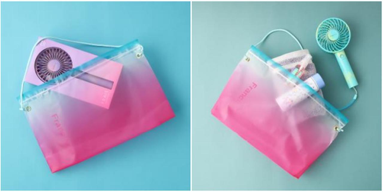 画像: 「フレ ポータブルファン」専用のショッピングバッグをプレゼント!