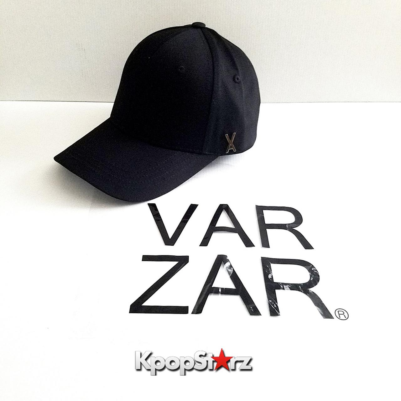 画像2: 【VARZAR】 Stud logo over fit ball cap / Model496