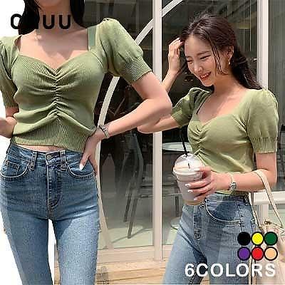 画像: [Qoo10] チュー : 半袖TEE : レディース服