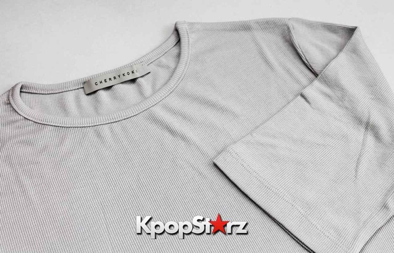 画像2: 【CHERRY KOKO】半袖 ニットTシャツ