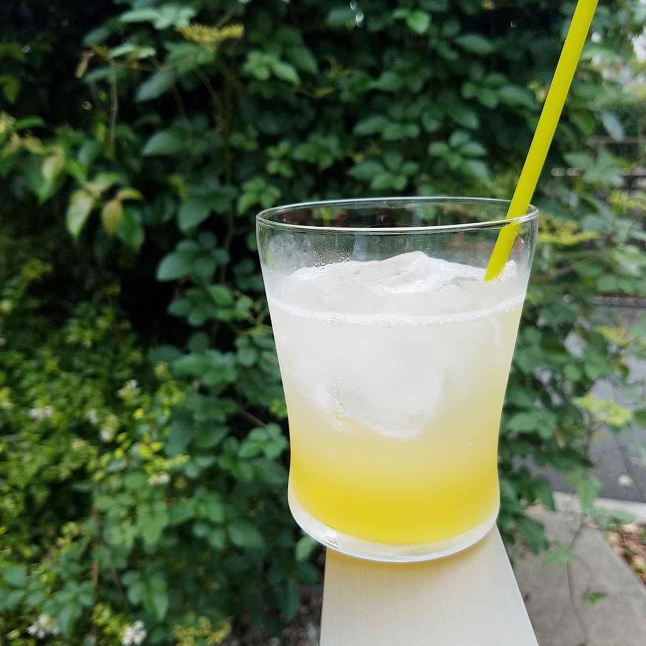 画像: 1.《美酢パイナップル×炭酸水》定番